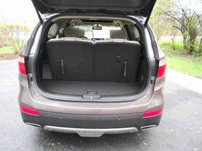 2015 Hyundai Santa Fe Limited AWD 8