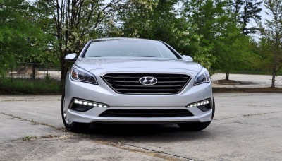 2015 Hyundai Sonata ECO Review 1