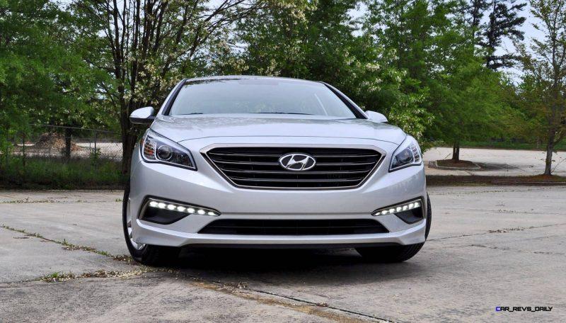 2015 Hyundai Sonata ECO Review 1