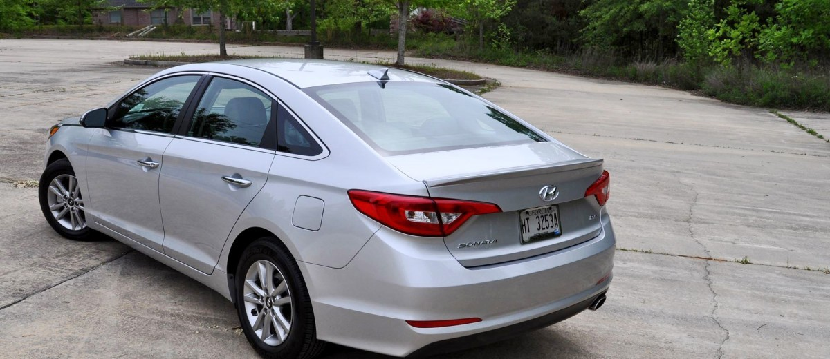 2015 Hyundai Sonata ECO Review 11