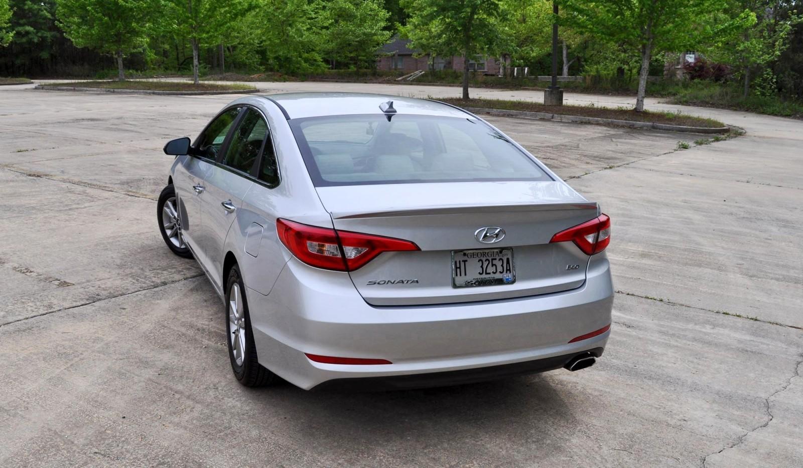 Hyundai Adds Eco Trim To 2015 Sonata Range   2015 Hyundai Sonata Eco
