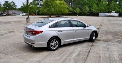 2015 Hyundai Sonata ECO Review 13