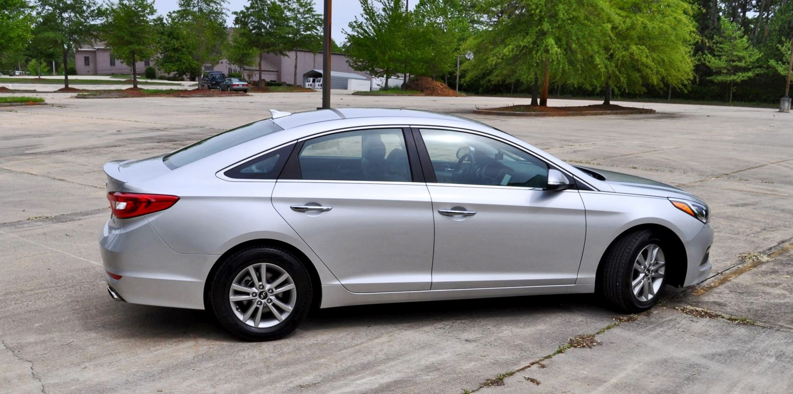 Road Test 2015 Sonata Eco Autos Post