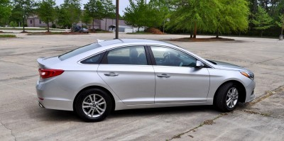 2015 Hyundai Sonata ECO Review 14
