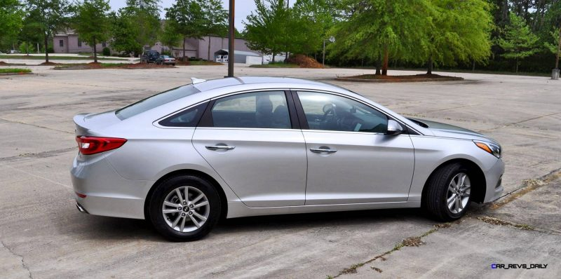 2015 Hyundai Sonata ECO Review 14