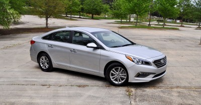 2015 Hyundai Sonata ECO Review 16