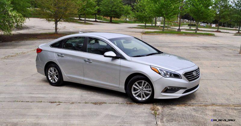 2015 Hyundai Sonata ECO Review 16