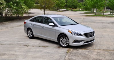 2015 Hyundai Sonata ECO Review 17