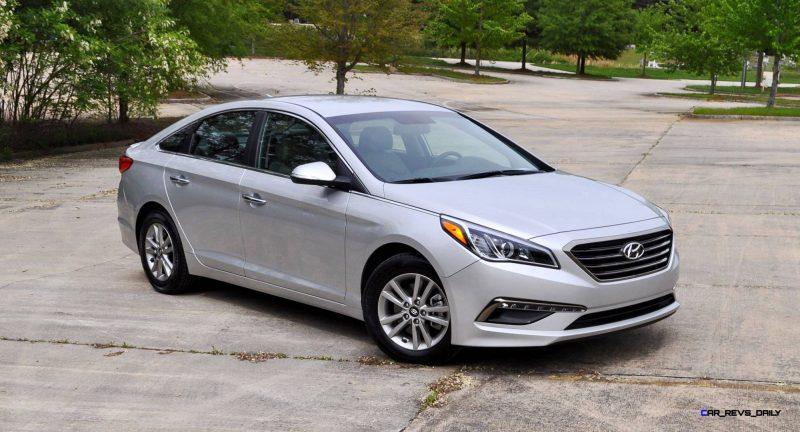 2015 Hyundai Sonata ECO Review 18
