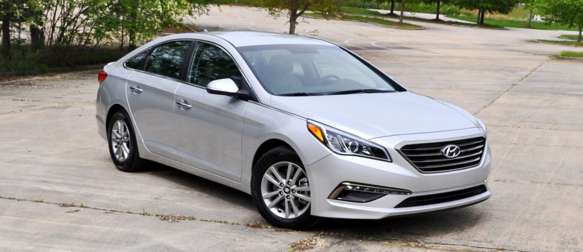 2015 Hyundai Sonata ECO Review 19