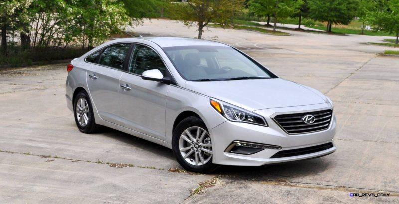 2015 Hyundai Sonata ECO Review 19