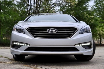 2015 Hyundai Sonata ECO Review 2