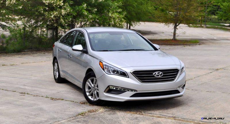 2015 Hyundai Sonata ECO Review 20