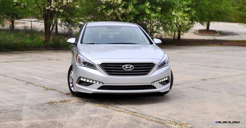 2015 Hyundai Sonata ECO Review 23