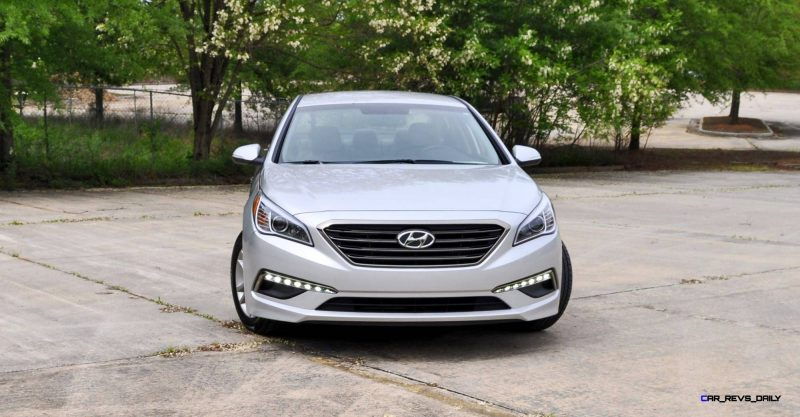 2015 Hyundai Sonata ECO Review 24