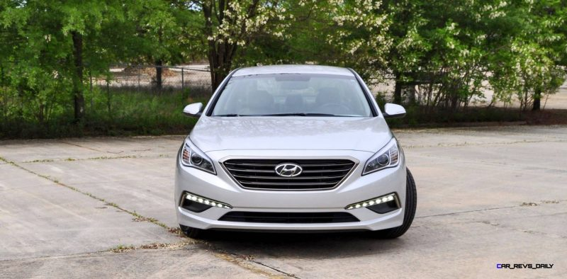 2015 Hyundai Sonata ECO Review 25