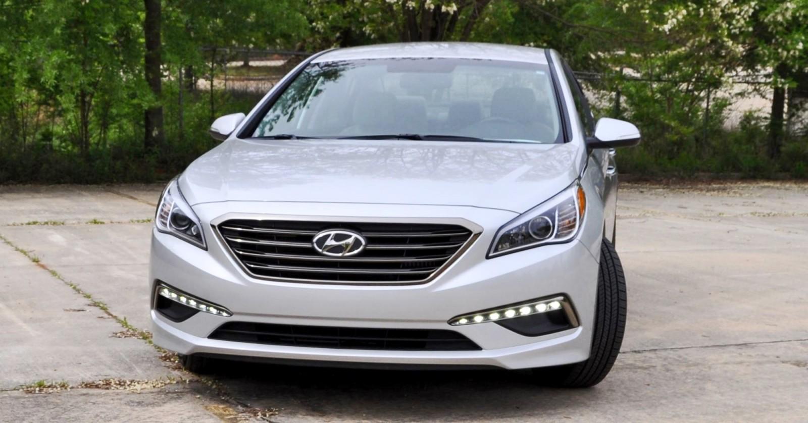 2015 Hyundai Sonata ECO Review   2015 Hyundai Sonata Eco