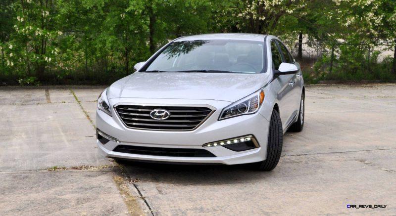 2015 Hyundai Sonata ECO Review 28