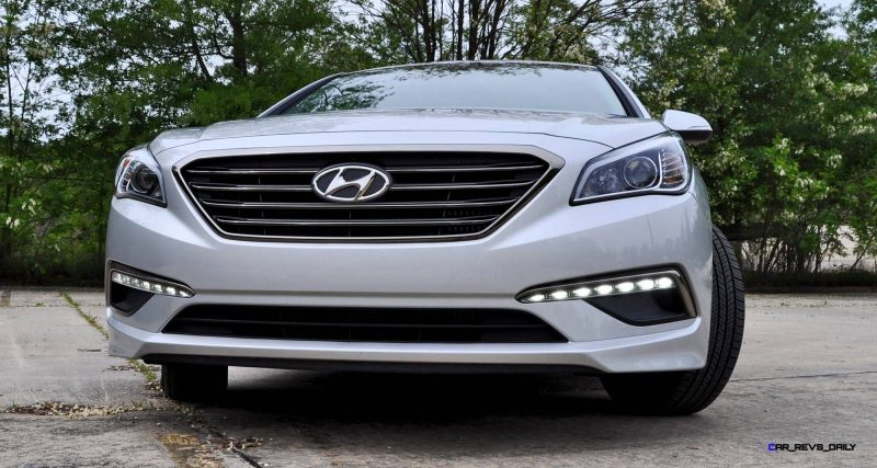 2015 Hyundai Sonata ECO Review 3
