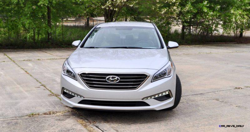 2015 Hyundai Sonata ECO Review 30