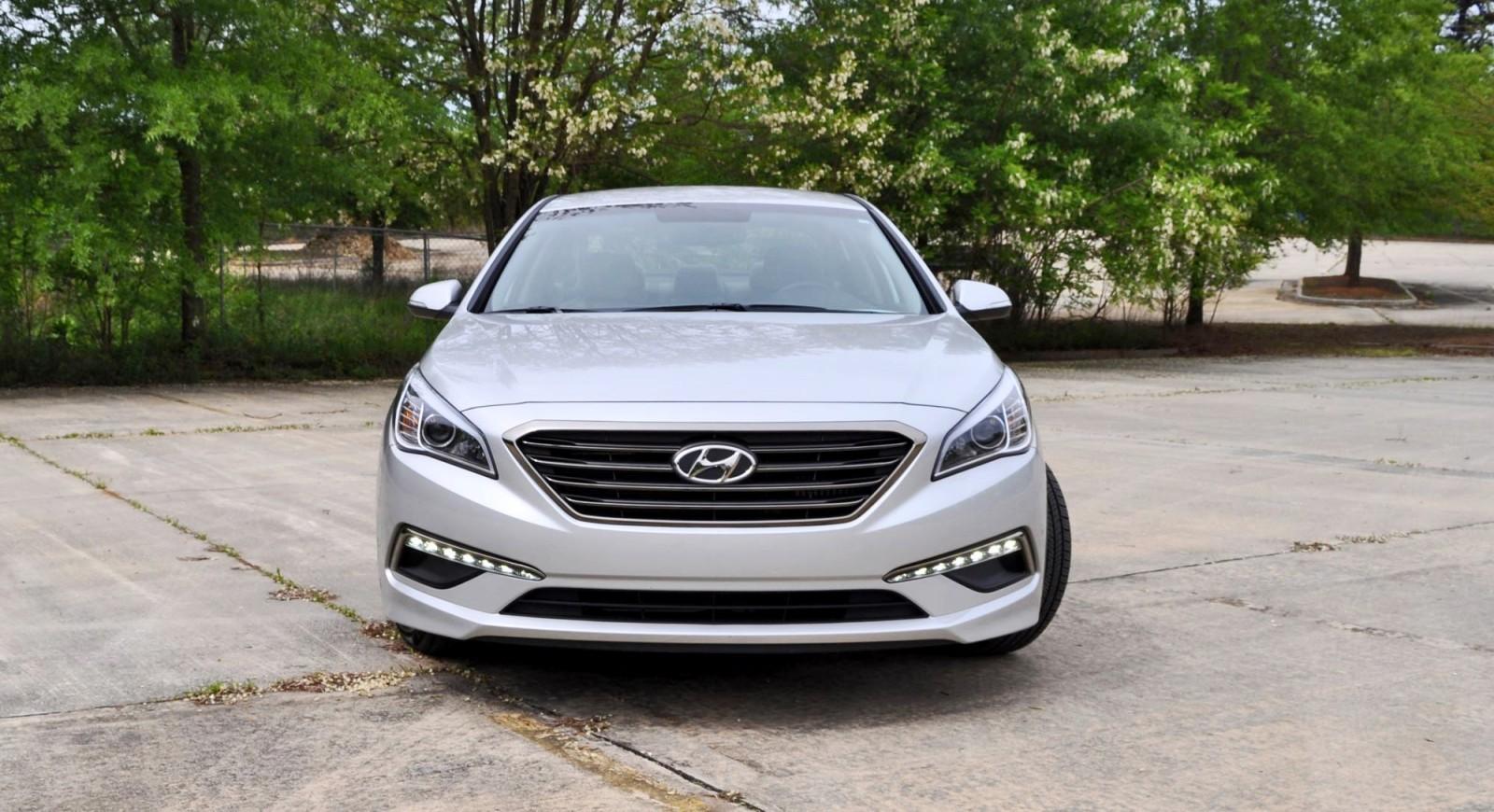 2015 Hyundai Sonata Eco Estimated to get 28/38 MPG - Motor ...   2015 Hyundai Sonata Eco
