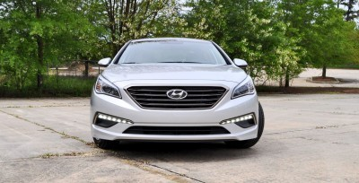 2015 Hyundai Sonata ECO Review 33