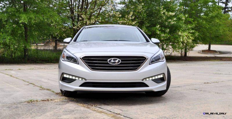 2015 Hyundai Sonata ECO Review 33