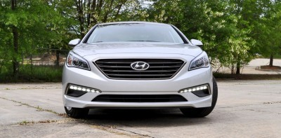 2015 Hyundai Sonata ECO Review 34