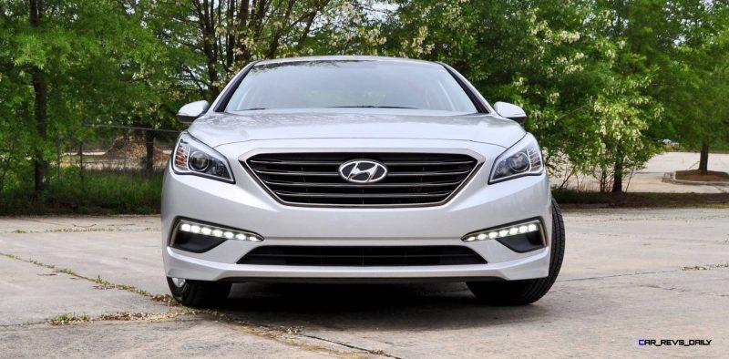 2015 Hyundai Sonata ECO Review 34