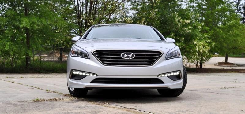 2015 Hyundai Sonata ECO Review 35