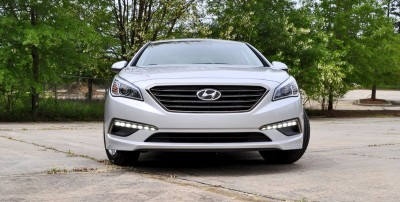 2015 Hyundai Sonata ECO Review 36