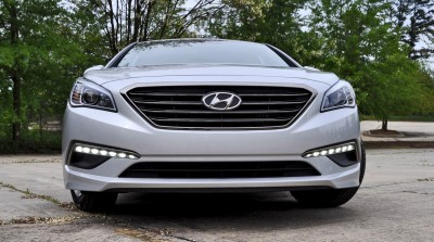 2015 Hyundai Sonata ECO Review 4
