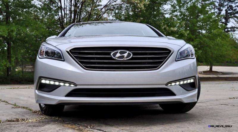 2015 Hyundai Sonata ECO Review 4