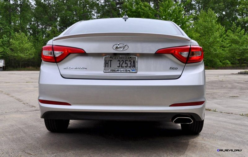 2015 Hyundai Sonata ECO Review 40