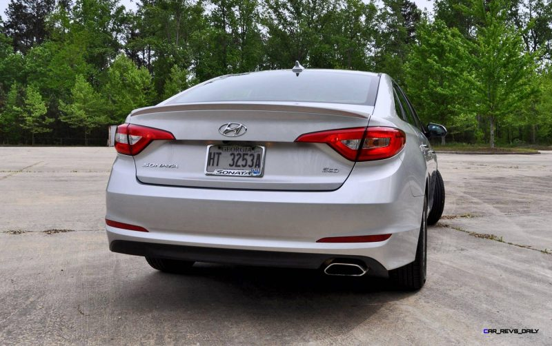 2015 Hyundai Sonata ECO Review 42