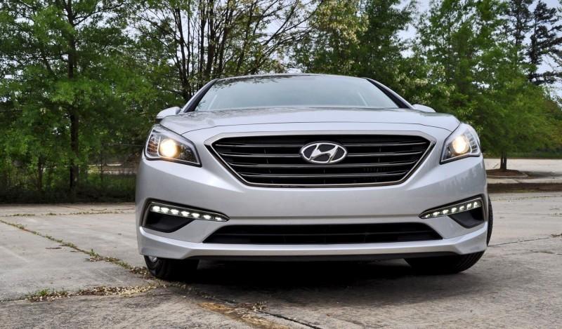 2015 Hyundai Sonata ECO Review 45
