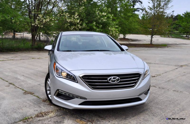 2015 Hyundai Sonata ECO Review 48