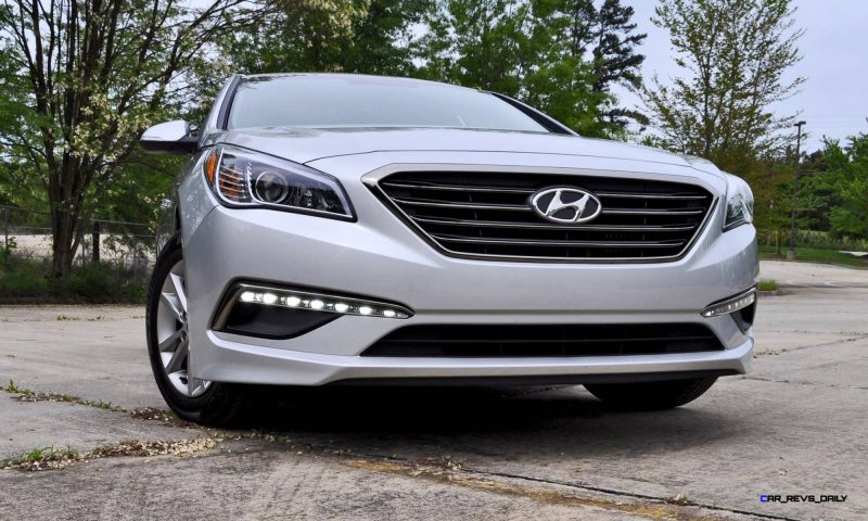 2015 Hyundai Sonata ECO Review 5