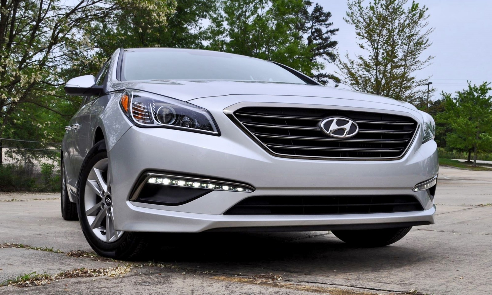2015 hyundai sonata eco review 36 car revs. Black Bedroom Furniture Sets. Home Design Ideas