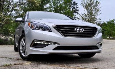 2015 Hyundai Sonata ECO Review 6