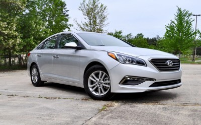 2015 Hyundai Sonata ECO Review 7
