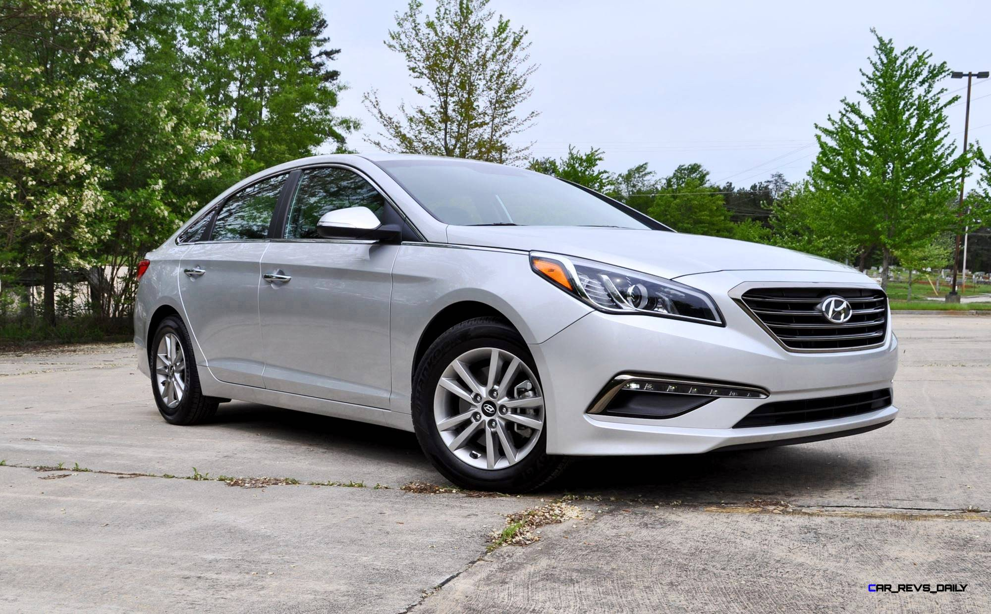 2015 hyundai sonata eco review 31 car revs. Black Bedroom Furniture Sets. Home Design Ideas