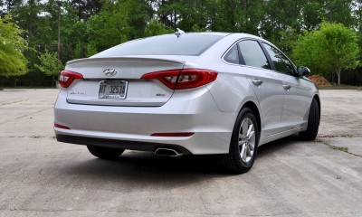 2015 Hyundai Sonata ECO Review 8