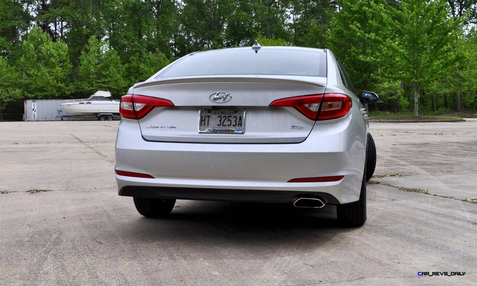 2015 hyundai sonata eco review 20 car revs. Black Bedroom Furniture Sets. Home Design Ideas
