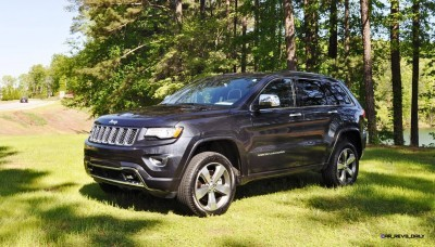 2015 Jeep Grand Cherokee EcoDiesel 40