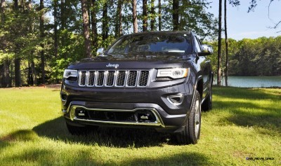 2015 Jeep Grand Cherokee EcoDiesel 55