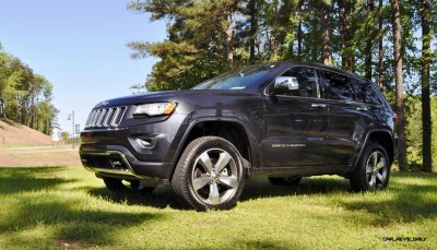 2015 Jeep Grand Cherokee EcoDiesel 60