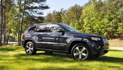 2015 Jeep Grand Cherokee EcoDiesel 7