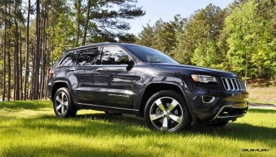 2015 Jeep Grand Cherokee EcoDiesel 8
