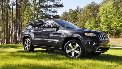 2015 Jeep Grand Cherokee EcoDiesel 8